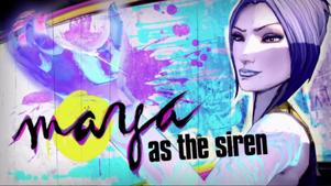 2 Maya as the Siren