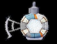 Шипастий щит
