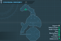 Armory Map