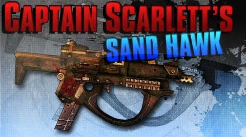 BORDERLANDS 2 How to get the Sand Hawk!!