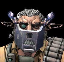 Голова - Решетка ловкача