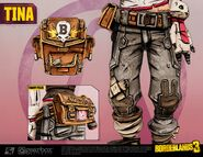 BL3 Cosplay Guide Tina9