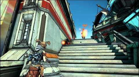 Borderlands 2 - Sir Hammerlock introduces the Mechromancer