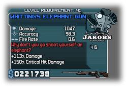 Elephantgun