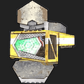 Matériau bouclier Hyperion 2