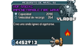 VDF-550XC Impenetrable Fire Wave Shield