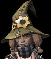 Голова - Бродячий волшебник