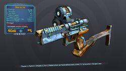 Dead-Eye Zim 57 Orange Cryo