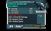 CR50-B Genocide Avenger