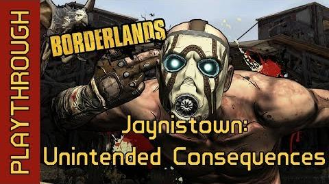 Jaynistown Unintended Consequences