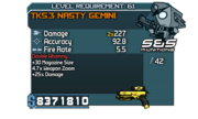 TK5.3 Nasty Gemini