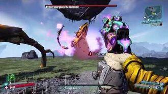 Borderlands 2 Bloodsplosion Krieg vs Terramorphous OP8 2mins 27secs