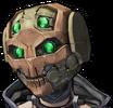 BL2-Gaige-Head-Digitized Death