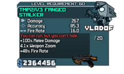 V3 Fanged Stalker OBYC