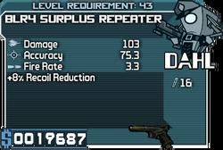Blr4 surplus repeater