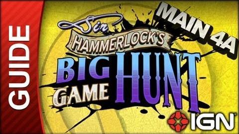 Borderlands 2 - Sir Hammerlock's Big Game Hunt Walkthrough - The Fall of Nakayama - Part 4a
