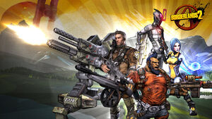 Borderlands 2 wallpaper by mentalmars-d4r9gs9