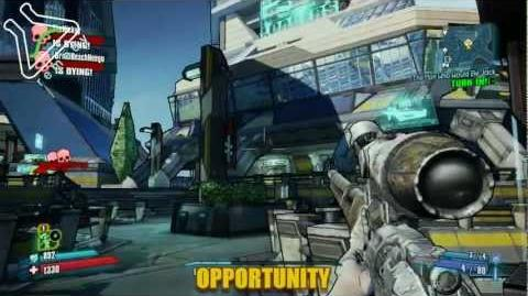 Opportunity Security Camera Locations - Borderlands 2