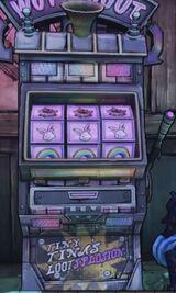 Tiny Tina's Lootsplosion Slot Machine