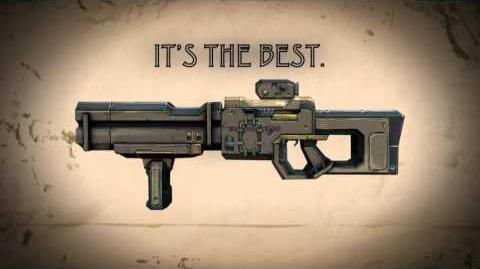 Borderlands 2 - Tediore Weapons Trailer