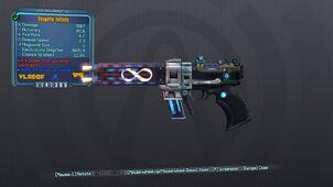Vengeful Infinity50