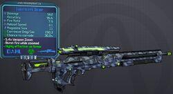 Sniper(Borderlands2) Suppressive(6shot) lvl24