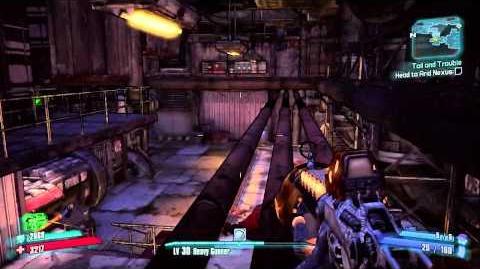 Video Borderlands 2 Bloodshot Stronghold Cult Of The Vault Symbols