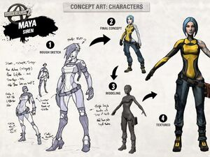 Borderlands 2 Concept Art 006