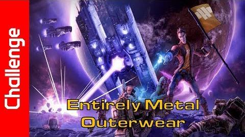 Entirely Metal Outerwear