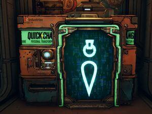 BL3 Quick Change Station