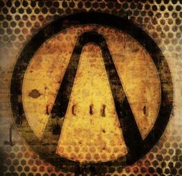 Borderlands logo --
