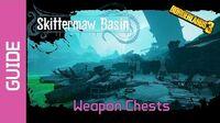 Skittermaw Basin Weapon Chests