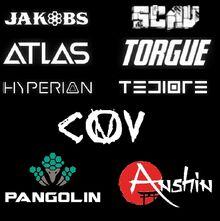 BL3-Logos