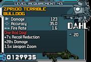 Zpr100 terrible bulldog 43