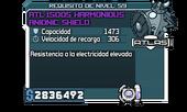 ATL-150OS Harmonious Anionic Shield