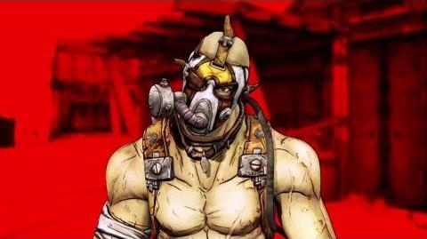 Borderlands 2 - Krieg A Meat Bicycle Built for Two