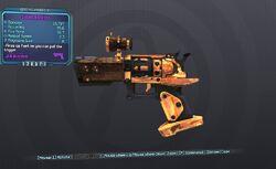 Citrine Revolver