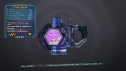 Legendary Shield Bulwark