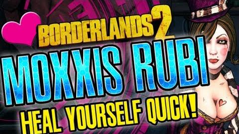 Borderlands 2 Rubi weapon spotlight