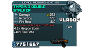 V3 Double Stalker68