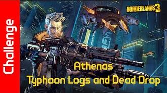 Athenas Challenge Typhoon Logs and Dead Drop