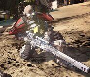 New Pandora Sniper
