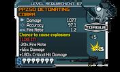 PPZ50 Detonating Cobra