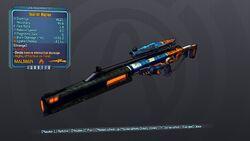 Scarlet Magma 57 Orange Fire