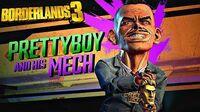 Pretty Boy Boss Battle and Moxxi DLC Ending - Borderlands 3 (Moxxi's Heist of the Handsome Jackpot)