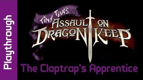 The Claptrap's Apprentice