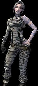 СкМ - Белый тигр