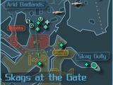 Attention Skag méchant
