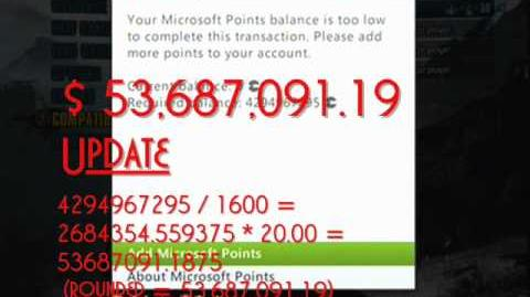 $ 53,687,091.19 Update for Borderlands 2 Xbox 360 8-9-2012 - Compatibility Pack