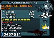 Detonating bitch 42